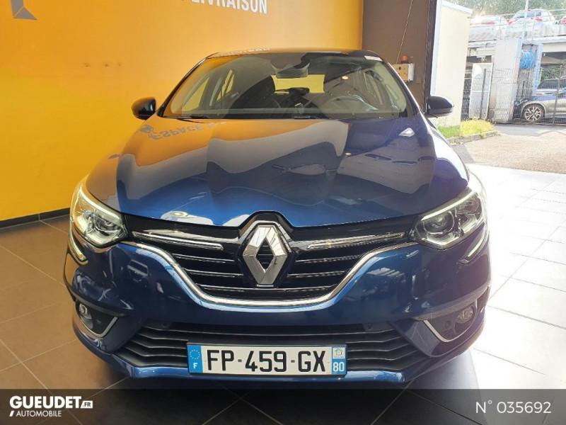 Renault Megane 1.3 TCe 140ch FAP Business Bleu occasion à Saint-Maximin - photo n°2