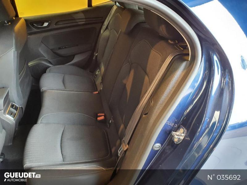 Renault Megane 1.3 TCe 140ch FAP Business Bleu occasion à Saint-Maximin - photo n°5