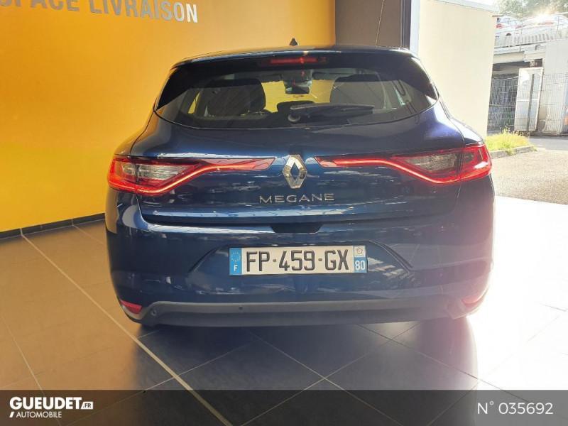 Renault Megane 1.3 TCe 140ch FAP Business Bleu occasion à Saint-Maximin - photo n°3