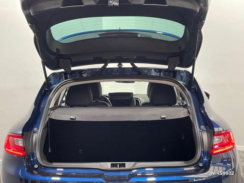 Renault Megane 1.3 TCe 140ch FAP Intens EDC Bleu occasion à Évreux - photo n°14