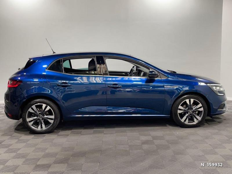 Renault Megane 1.3 TCe 140ch FAP Intens EDC Bleu occasion à Évreux - photo n°7