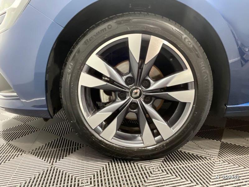 Renault Megane 1.3 TCe 140ch FAP Intens EDC Bleu occasion à Évreux - photo n°9