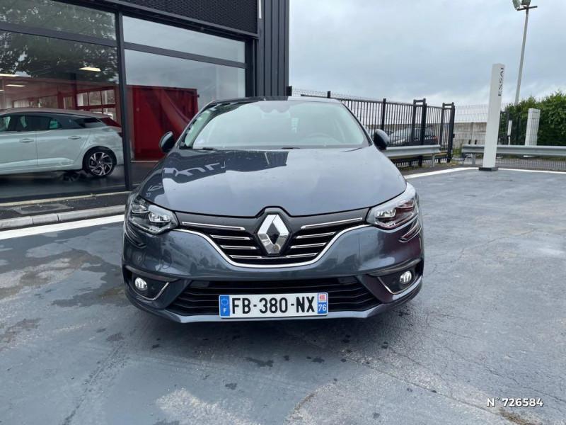 Renault Megane 1.3 TCe 140ch FAP Intens Gris occasion à Crépy-en-Valois - photo n°2