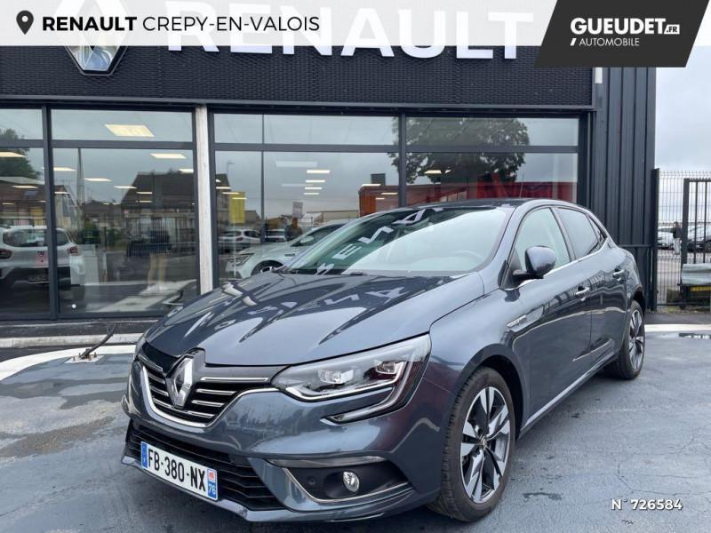 Renault Megane 1.3 TCe 140ch FAP Intens Gris occasion à Crépy-en-Valois