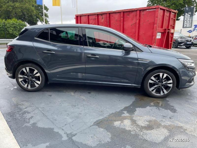 Renault Megane 1.3 TCe 140ch FAP Intens Gris occasion à Crépy-en-Valois - photo n°7
