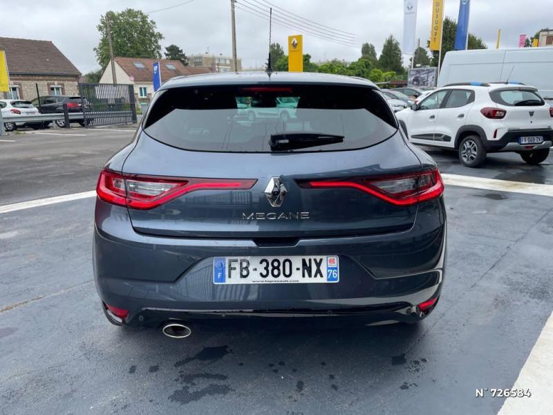 Renault Megane 1.3 TCe 140ch FAP Intens Gris occasion à Crépy-en-Valois - photo n°3