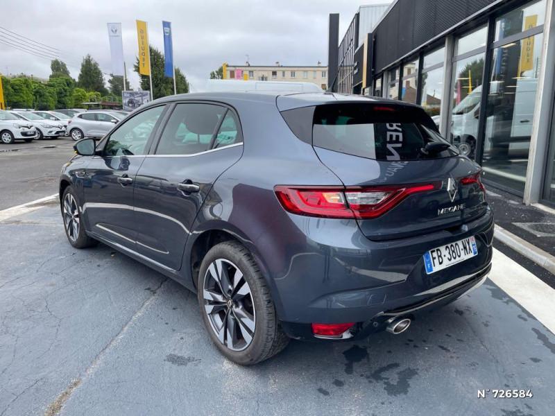 Renault Megane 1.3 TCe 140ch FAP Intens Gris occasion à Crépy-en-Valois - photo n°6