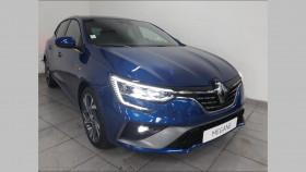 Renault Megane Noir, garage RENAULT QUIMPER - Véhicule Immatriculé à QUIMPER
