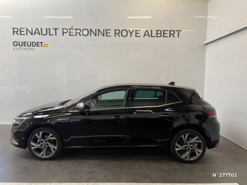 Renault Megane 1.3 TCe 140ch FAP RS Line EDC Noir occasion à Péronne - photo n°8