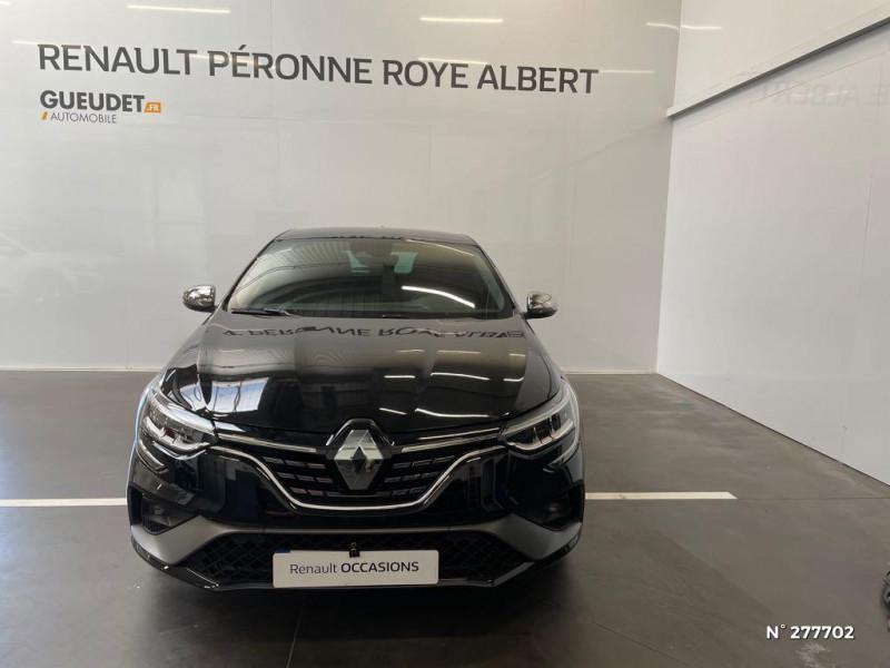 Renault Megane 1.3 TCe 140ch FAP RS Line EDC Noir occasion à Péronne - photo n°2