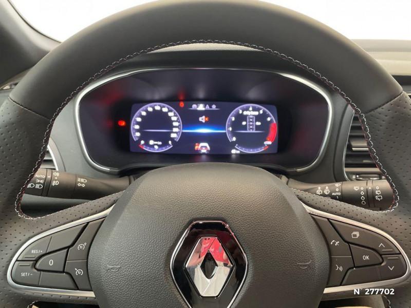 Renault Megane 1.3 TCe 140ch FAP RS Line EDC Noir occasion à Péronne - photo n°12