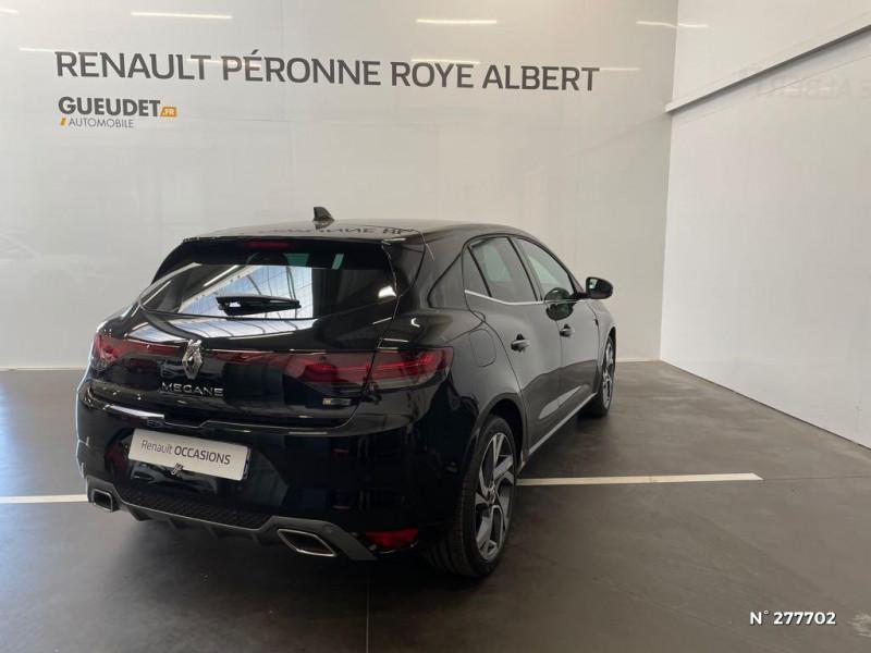 Renault Megane 1.3 TCe 140ch FAP RS Line EDC Noir occasion à Péronne - photo n°6