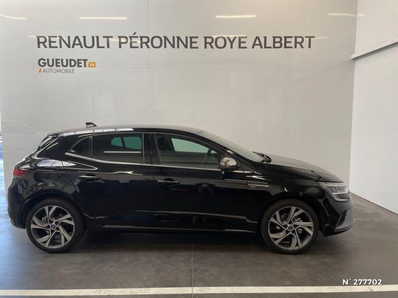 Renault Megane 1.3 TCe 140ch FAP RS Line EDC Noir occasion à Péronne - photo n°7