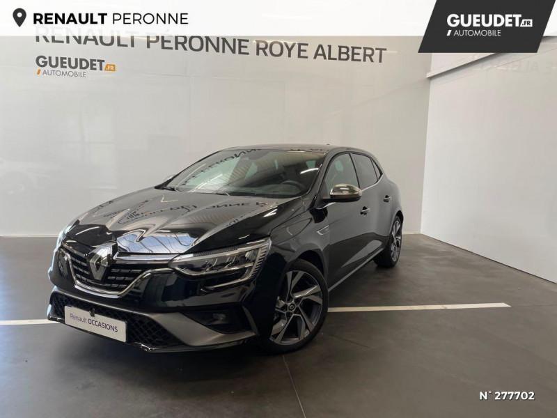 Renault Megane 1.3 TCe 140ch FAP RS Line EDC Noir occasion à Péronne