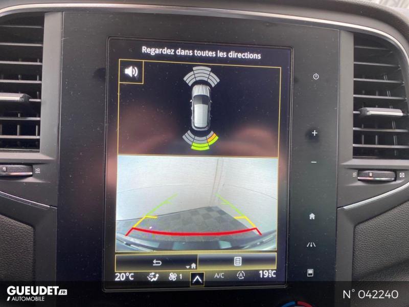 Renault Megane 1.3 TCe 160ch FAP GT-Line EDC Gris occasion à Boulogne-sur-Mer - photo n°13