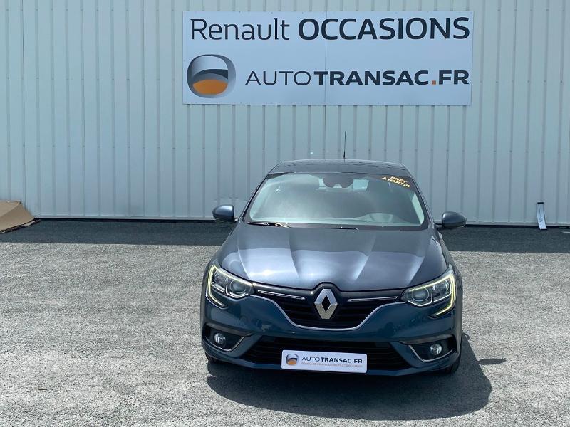 Renault Megane 1.5 Blue dCi 115ch Business EDC Gris occasion à Aurillac - photo n°2