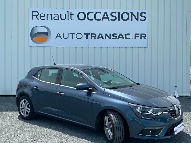 Renault Megane 1.5 Blue dCi 115ch Business EDC Gris occasion à Aurillac