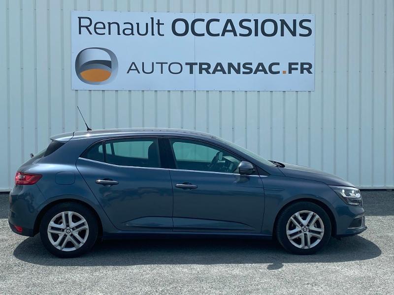 Renault Megane 1.5 Blue dCi 115ch Business EDC Gris occasion à Aurillac - photo n°4