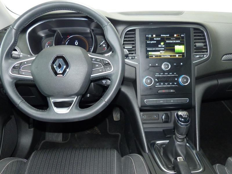 Renault Megane 1.5 Blue dCi 115ch Business EDC Gris occasion à Aurillac - photo n°19