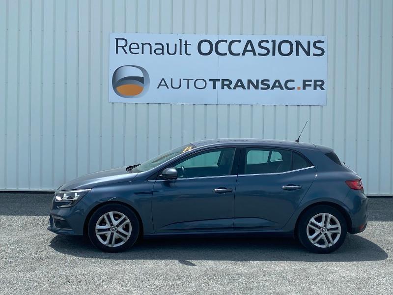 Renault Megane 1.5 Blue dCi 115ch Business EDC Gris occasion à Aurillac - photo n°6
