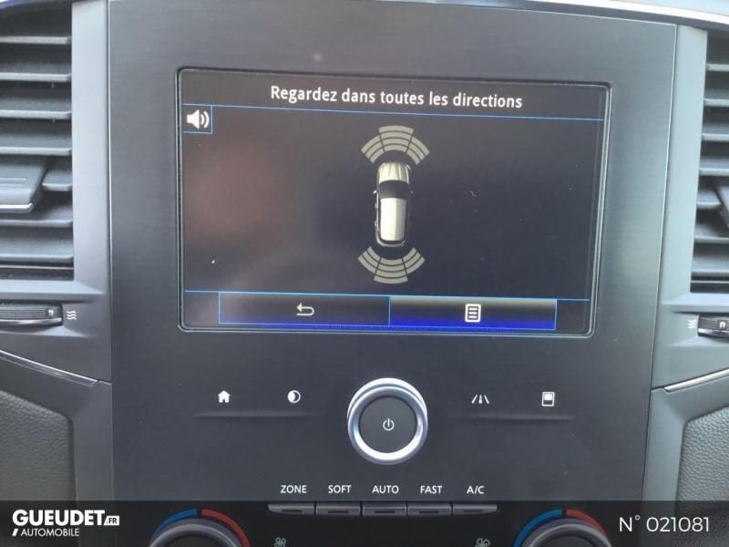Renault Megane 1.5 Blue dCi 115ch Business EDC Rouge occasion à Fécamp - photo n°13