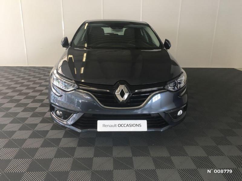 Renault Megane 1.5 Blue dCi 115ch Business EDC Gris occasion à Cluses - photo n°2