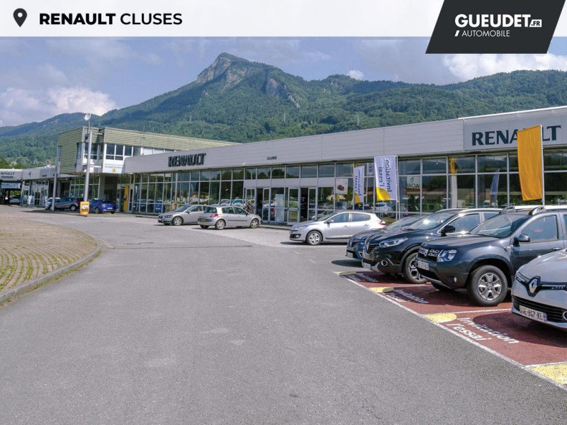 Renault Megane 1.5 Blue dCi 115ch Business EDC Gris occasion à Cluses - photo n°19