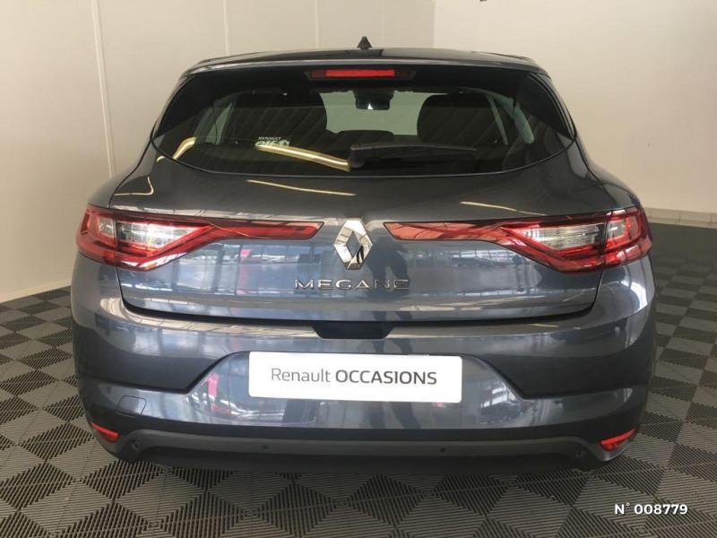 Renault Megane 1.5 Blue dCi 115ch Business EDC Gris occasion à Cluses - photo n°3