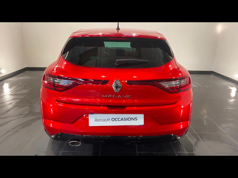 Renault Megane 1.5 Blue dCi 115ch Business Intens Rouge occasion à Gaillac - photo n°5