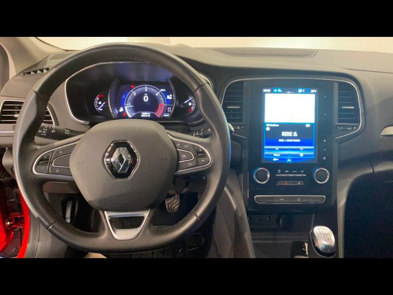 Renault Megane 1.5 Blue dCi 115ch Business Intens Rouge occasion à Gaillac - photo n°13