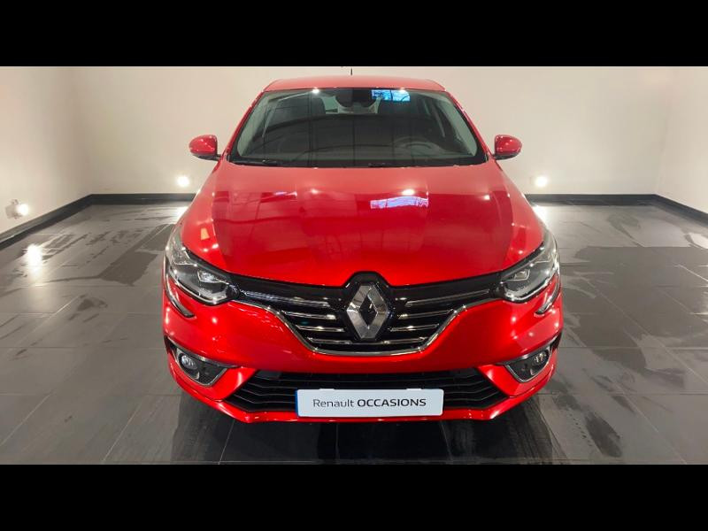 Renault Megane 1.5 Blue dCi 115ch Business Intens Rouge occasion à Gaillac - photo n°2