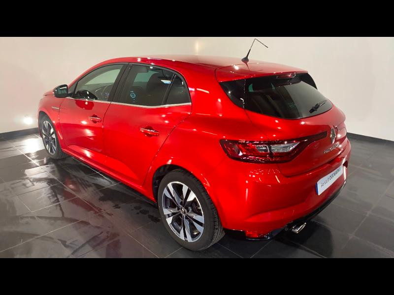 Renault Megane 1.5 Blue dCi 115ch Business Intens Rouge occasion à Gaillac - photo n°7