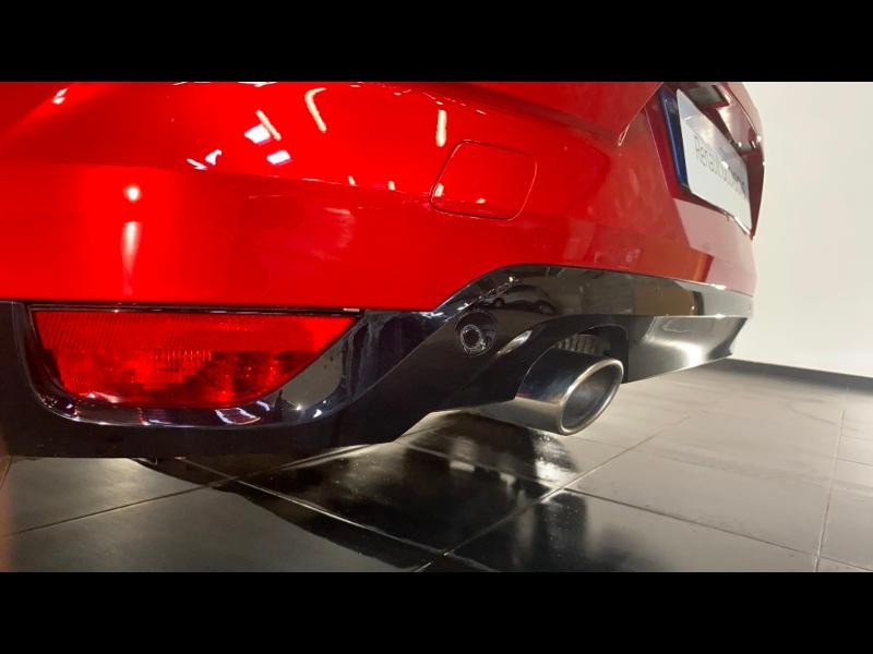 Renault Megane 1.5 Blue dCi 115ch Business Intens Rouge occasion à Gaillac - photo n°18