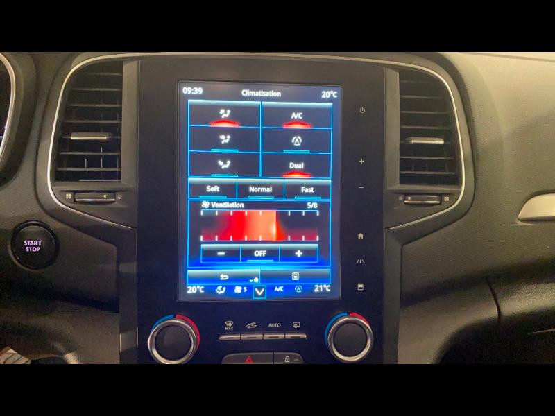 Renault Megane 1.5 Blue dCi 115ch Business Intens Rouge occasion à Gaillac - photo n°15