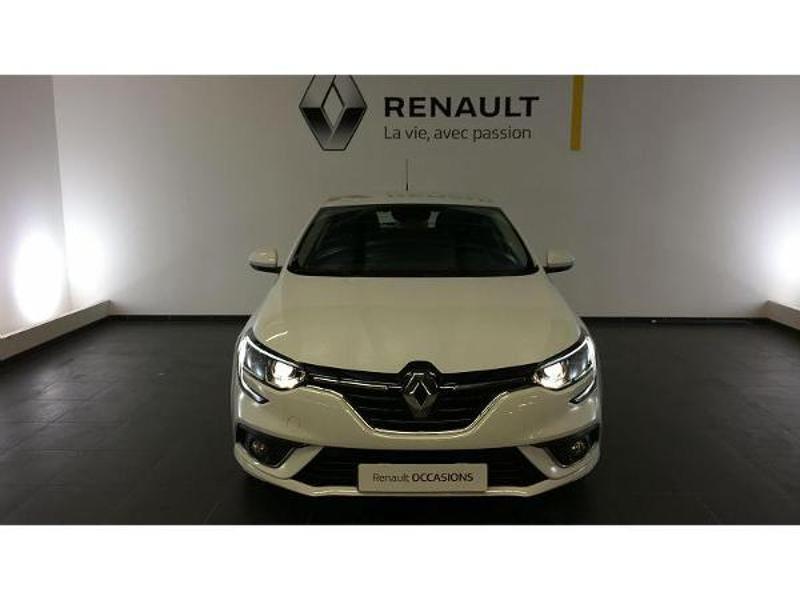 Renault Megane 1.5 Blue dCi 115ch Business Blanc occasion à Albi - photo n°2