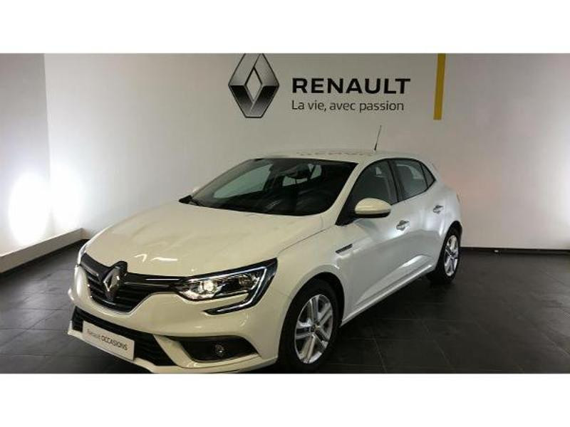 Renault Megane 1.5 Blue dCi 115ch Business Blanc occasion à Albi
