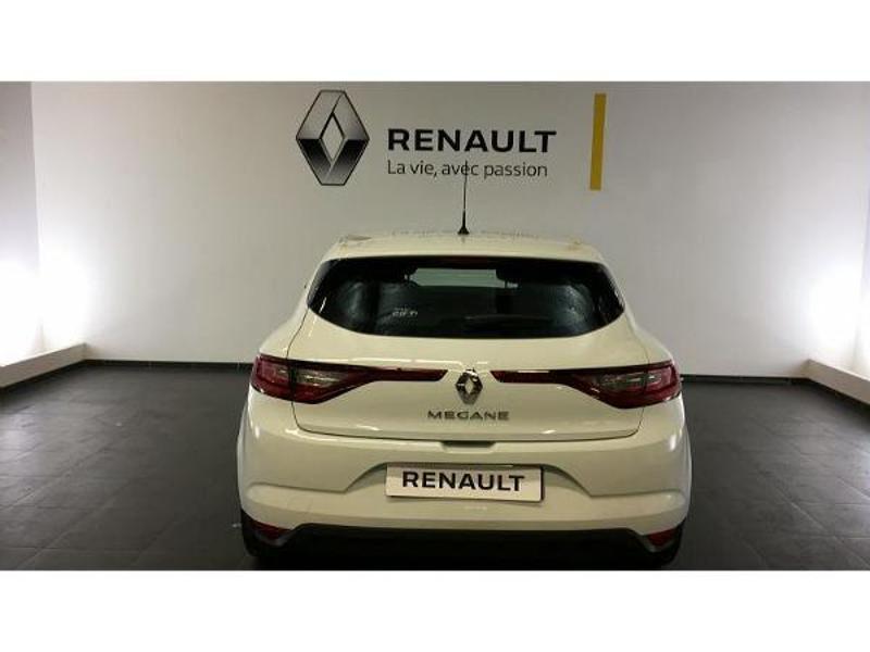Renault Megane 1.5 Blue dCi 115ch Business Blanc occasion à Albi - photo n°5