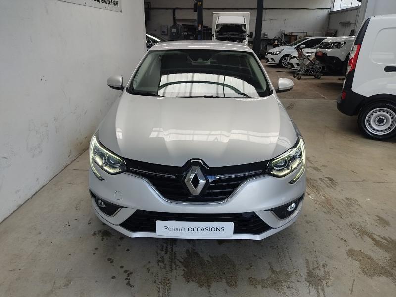 Renault Megane 1.5 Blue dCi 115ch Business Gris occasion à Rodez