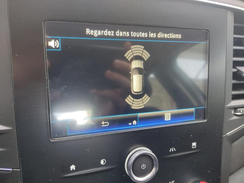Renault Megane 1.5 Blue dCi 115ch Business Gris occasion à Rodez - photo n°17