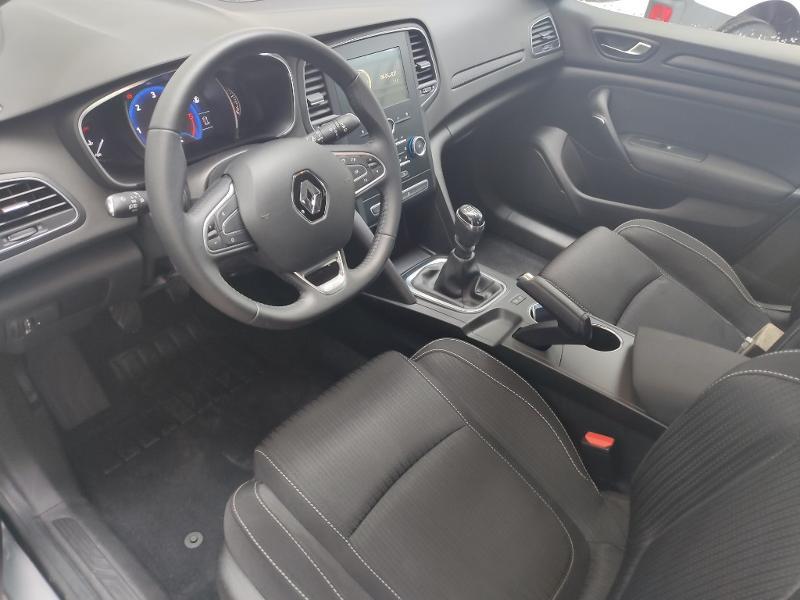Renault Megane 1.5 Blue dCi 115ch Business Gris occasion à Rodez - photo n°12