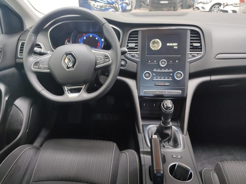 Renault Megane 1.5 Blue dCi 115ch Business Gris occasion à Rodez - photo n°5