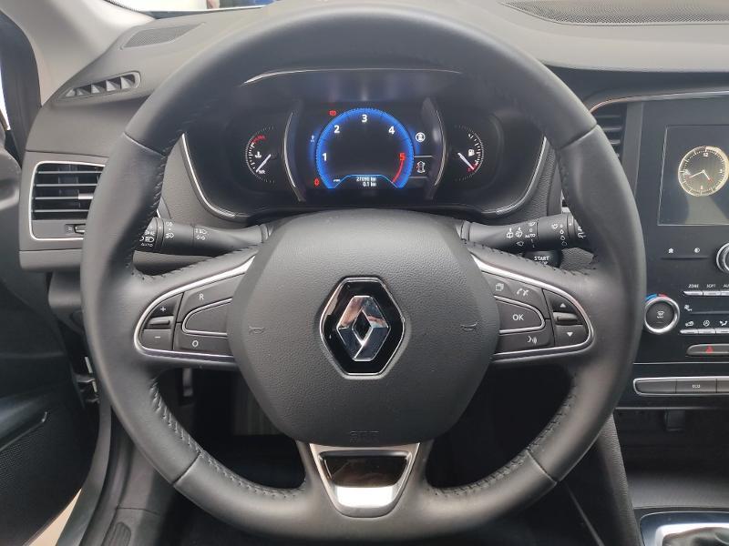 Renault Megane 1.5 Blue dCi 115ch Business Gris occasion à Rodez - photo n°10