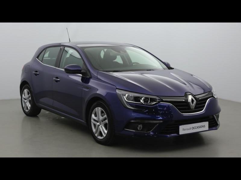 Renault Megane 1.5 Blue dCi 115ch Business Bleu occasion à Mérignac - photo n°4