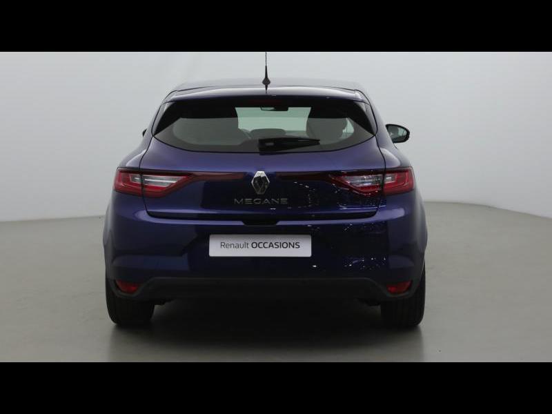 Renault Megane 1.5 Blue dCi 115ch Business Bleu occasion à Mérignac - photo n°7
