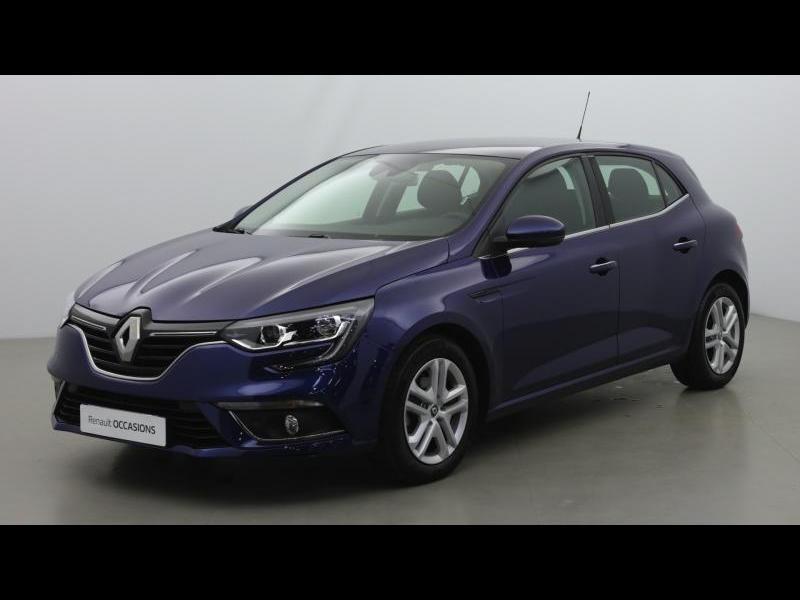 Renault Megane 1.5 Blue dCi 115ch Business Bleu occasion à Mérignac