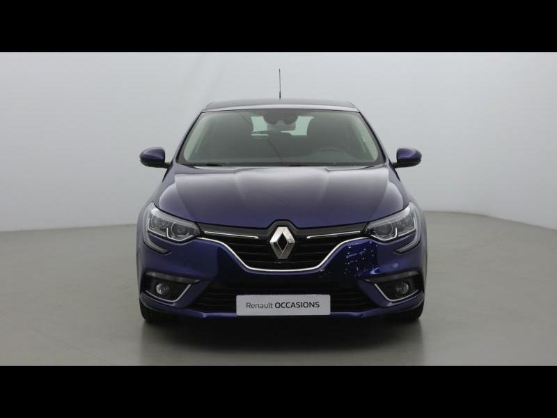 Renault Megane 1.5 Blue dCi 115ch Business Bleu occasion à Mérignac - photo n°5