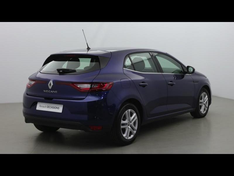 Renault Megane 1.5 Blue dCi 115ch Business Bleu occasion à Mérignac - photo n°2