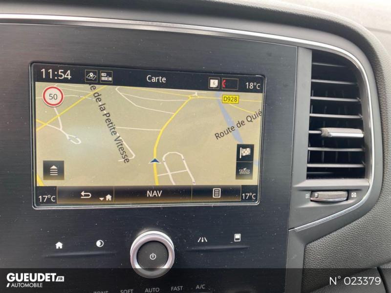 Renault Megane 1.5 Blue dCi 115ch Business Gris occasion à Neufchâtel-en-Bray - photo n°11
