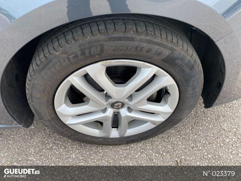 Renault Megane 1.5 Blue dCi 115ch Business Gris occasion à Neufchâtel-en-Bray - photo n°9