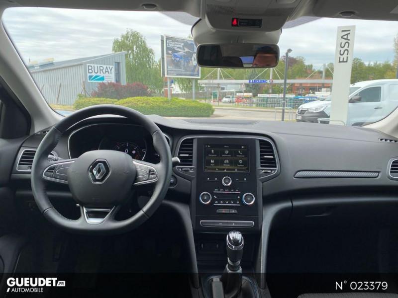 Renault Megane 1.5 Blue dCi 115ch Business Gris occasion à Neufchâtel-en-Bray - photo n°10